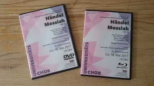 Messias DVD und Bluray